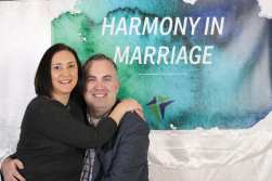 Executive Pastor Ken Hogan and Service Coordinator Michelle Hogan
