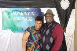 Chuch Events Coordinator Ray Neal and Childrens Director Shanai Neal